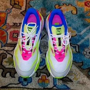 Puma women 9 Running system shoes